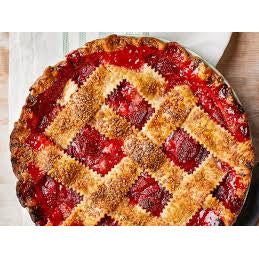 Strawberry  Pie Filling 12 kg