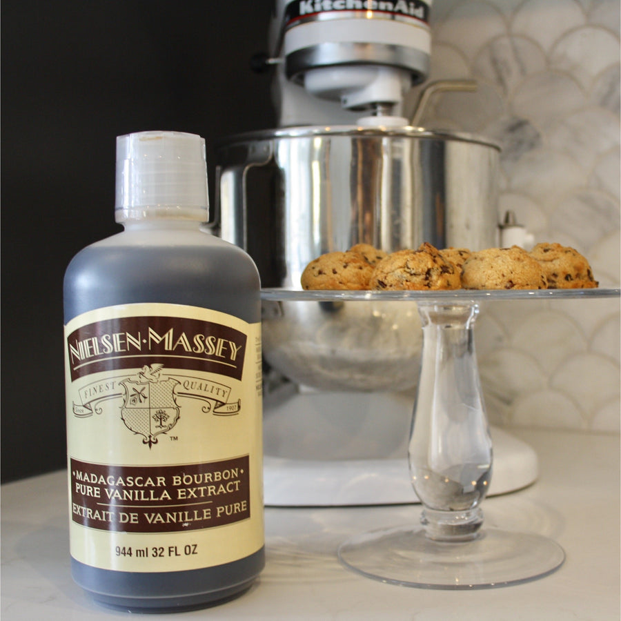 Nielson Massey Bourbon Vanilla Extract 32 fluid oz