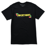 SWEATSHIRT BY EARL SWEATSHIRT AUDIO VISUAL S2 TEE BLACK