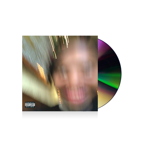 NEW EARL SWEATSHIRT ALBUM (CD)