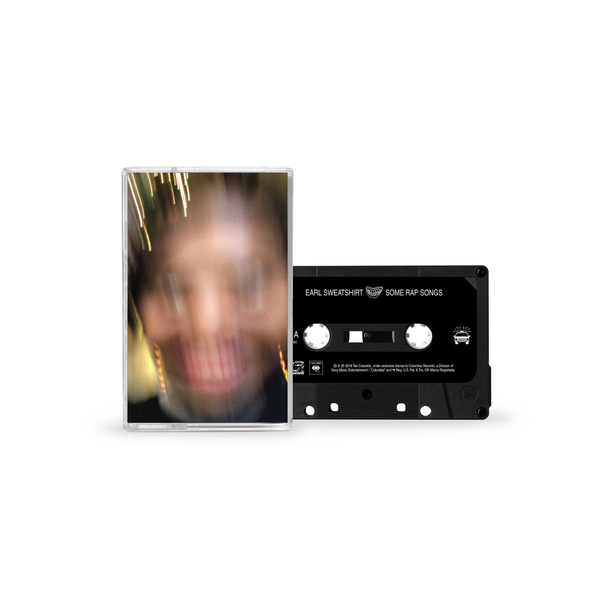 NEW EARL SWEATSHIRT ALBUM (CASSETTE)