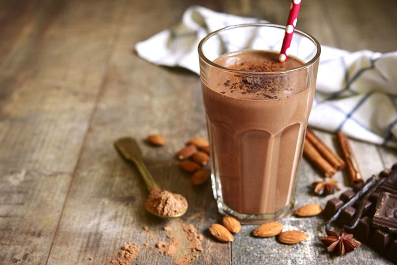 Morning Mocha Whey Protein Shake (No Sugar Added)