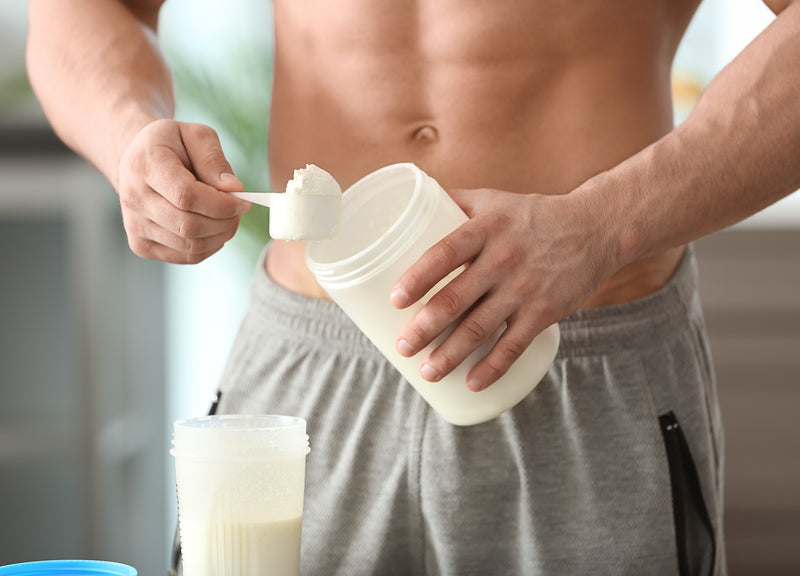 Whey Protein & Health