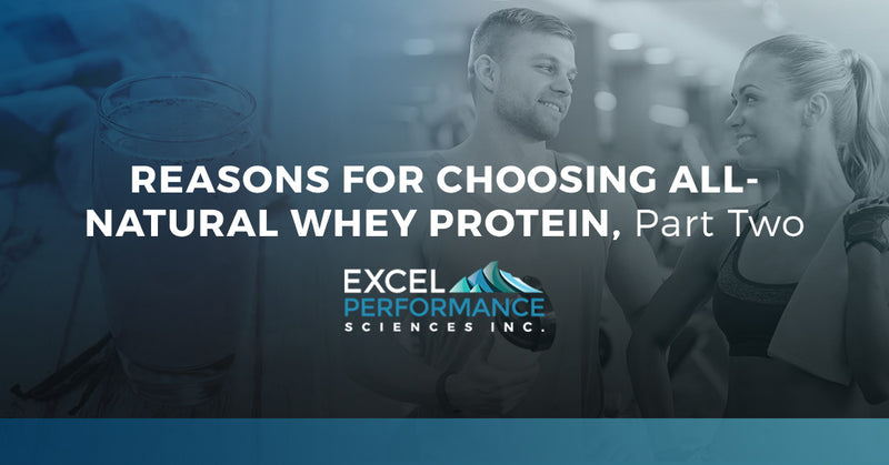 Reasons for choosing all natural protein