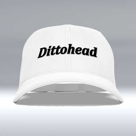 Dittohead Hat White