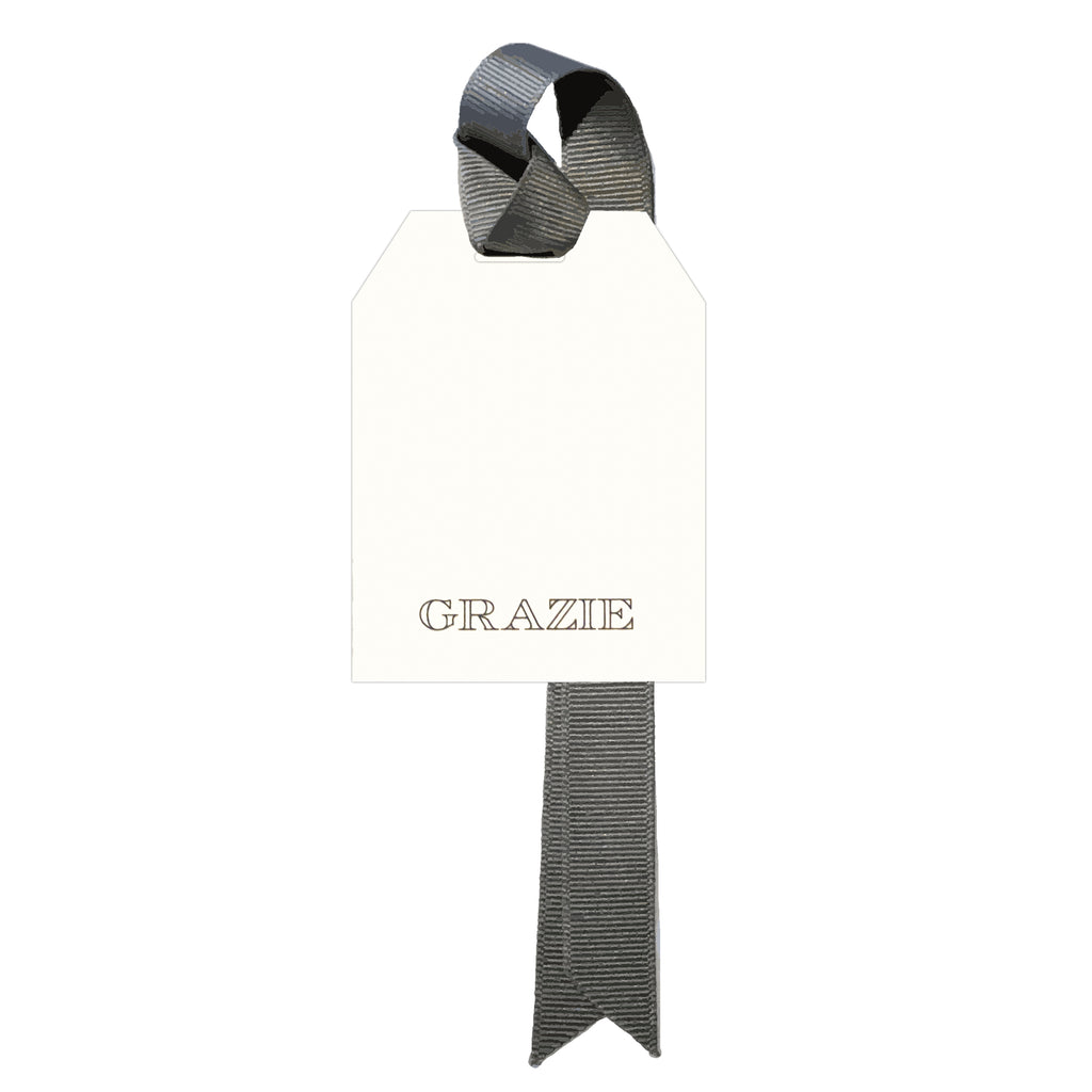 Classic Grazie Gift Tag Set