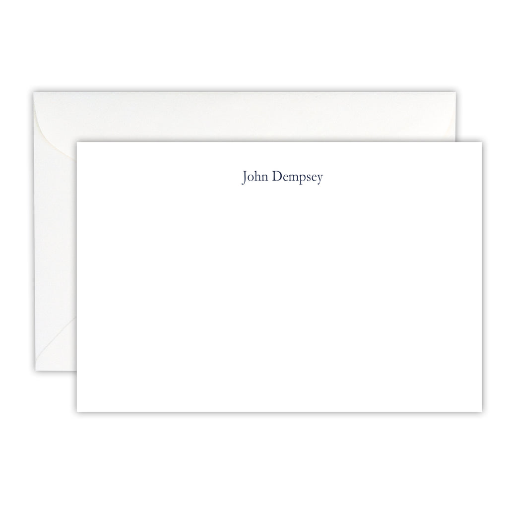 OUR #3 CORRESPONDENCE CARD