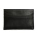 Slim Business Card Case in Black