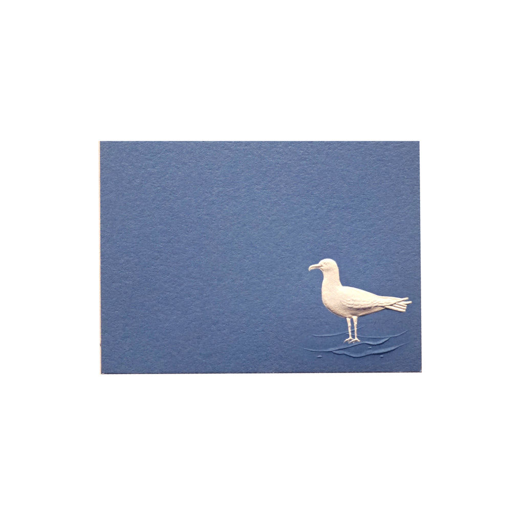 Seagull Place Card