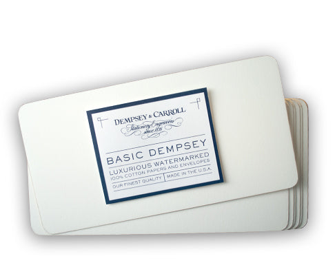 Basic Dempsey Slim Entertaining Cards