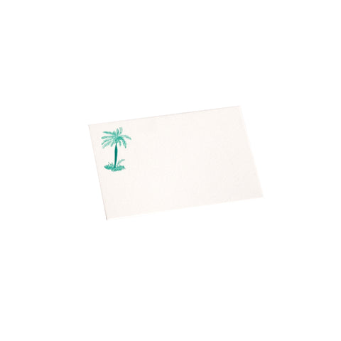 PALM TREE GIFT ENCLOSURE SET