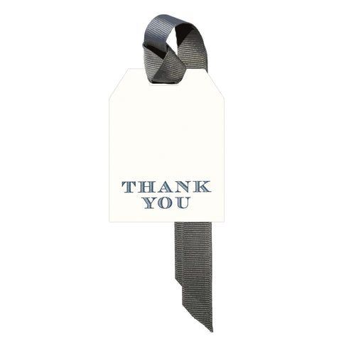 Classic Thank You Gift Tag Set