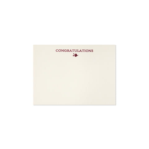 CONGRATULATIONS GIFT ENCLOSURE SET