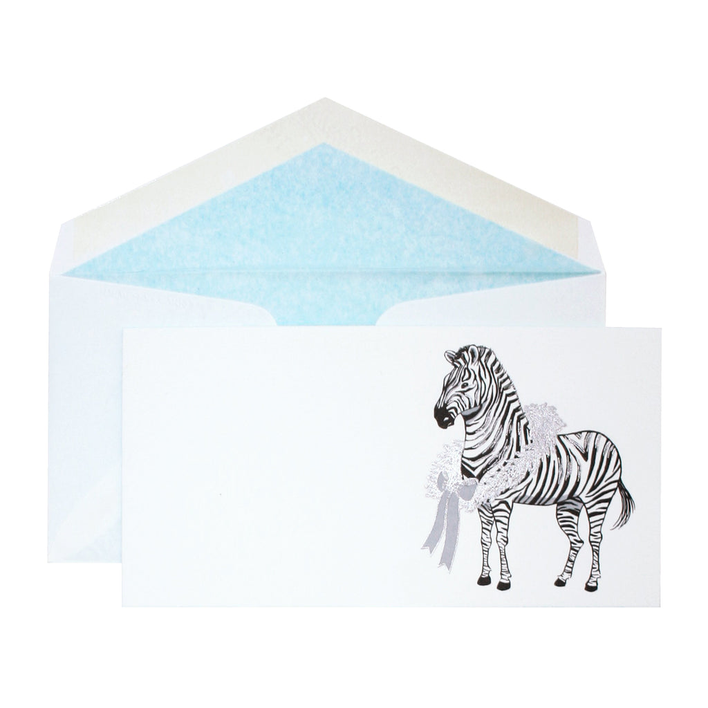 MENAGERIE COLLECTION: ZEBRA