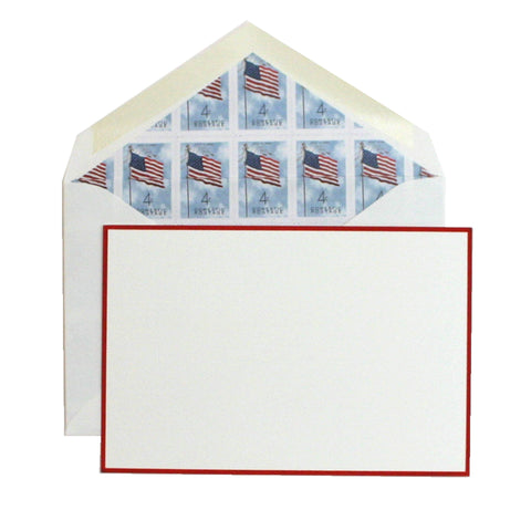 THE AMERICAN FLAG STAMP COLLECTION