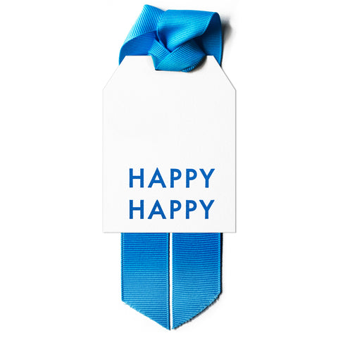 Happy Happy Gift Tag Set