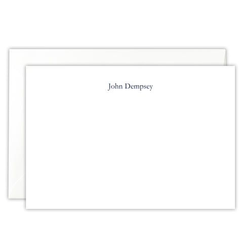 OUR #5 CORRESPONDENCE CARD