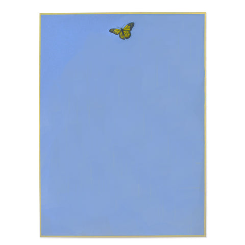 BUTTERFLY NOTE SHEET (SEE MORE COLORS)