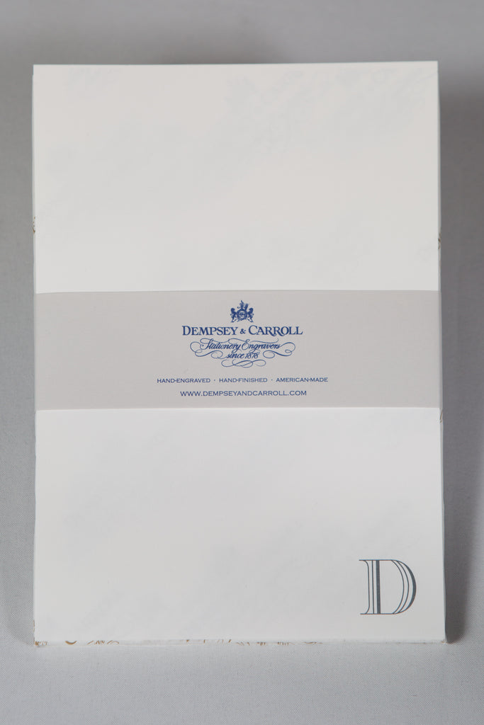 THE INITIAL COLLECTION: NOTEPADS