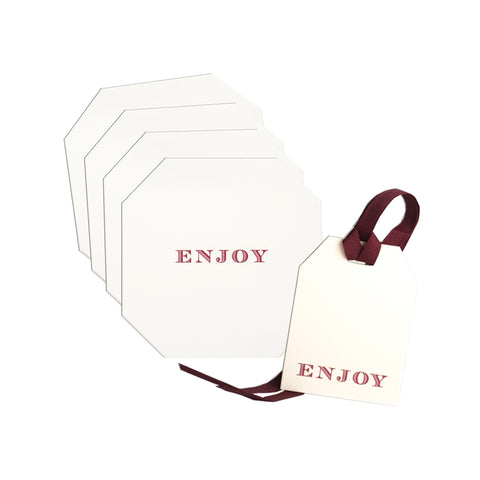 ENJOY ENTERTAINING GIFT SET