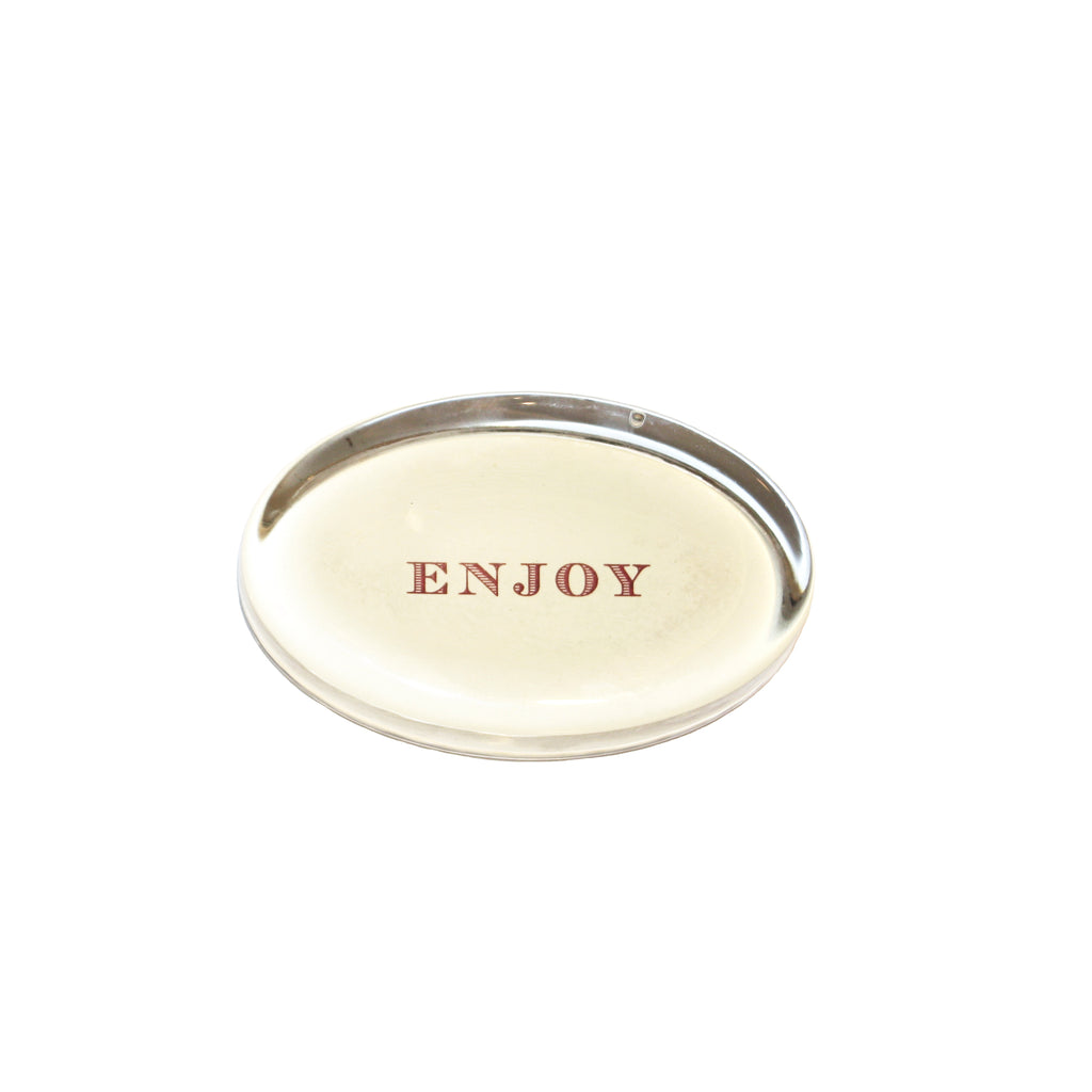 Enjoy Paperweight