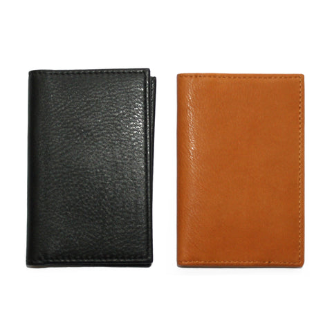 Foldover Business Card Case