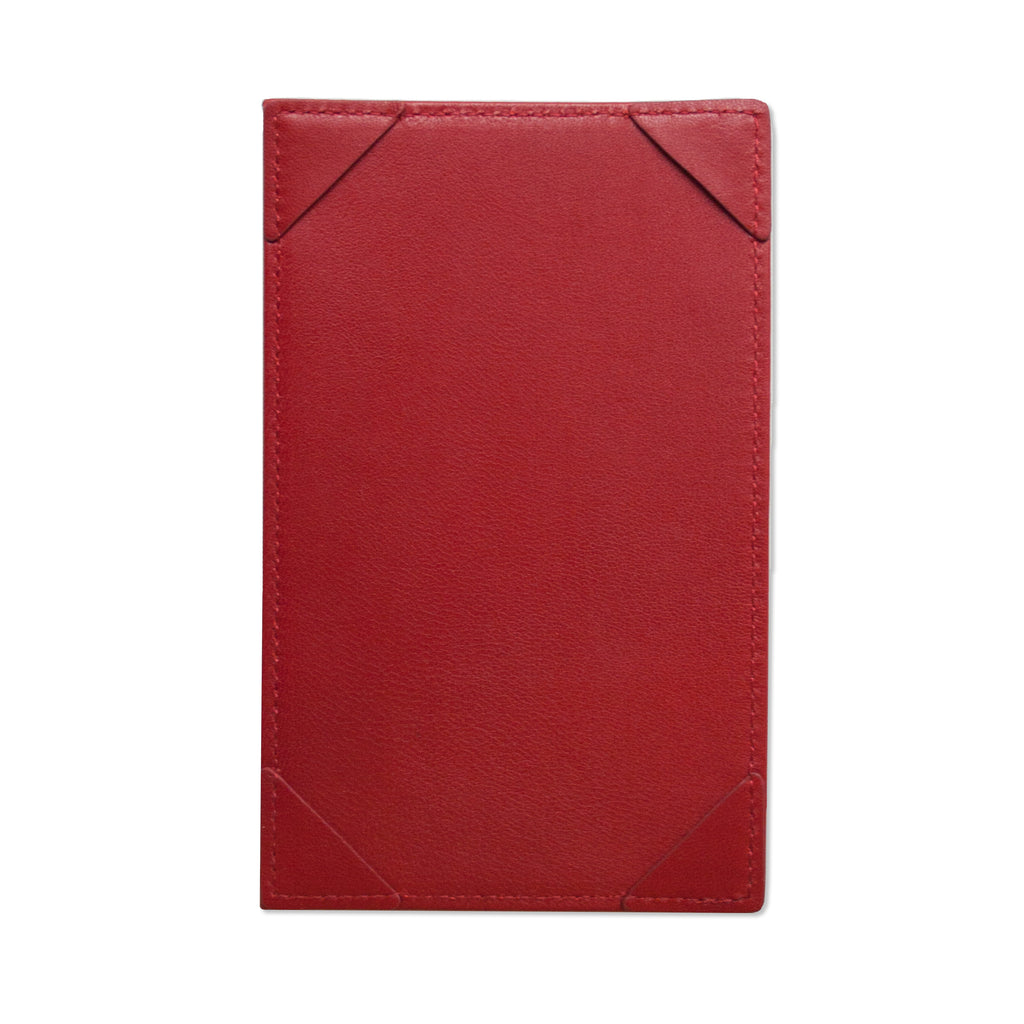 LEATHER JOTTER NOTE HOLDER (SEE MORE COLORS)