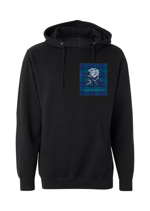 Tartan Hooded Sweatshirt