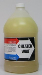 Cheater Wax for a Wax-Like Vehicle Finish