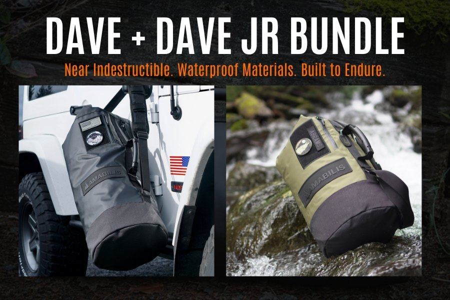 Dave & Dave Jr. Duffel Bundle Sale