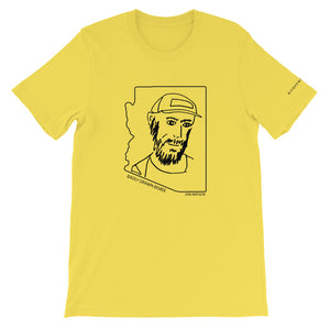 Jon Watson | Crew Neck T-Shirt | Badly Drawn Bisbee™