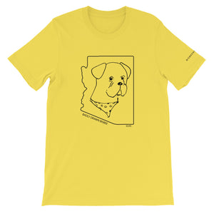 Elvis | Crew Neck T-Shirt | Badly Drawn Bisbee