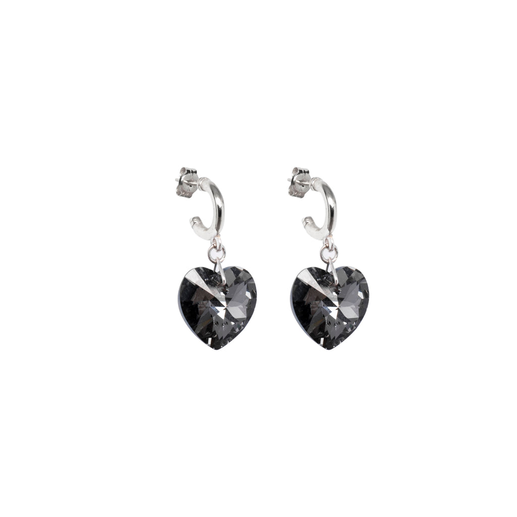 Set Mini Criollas black heart