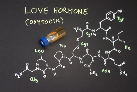 oxytocin chemical