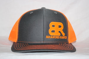 Branded Ranch Safety Orange SnapBack
