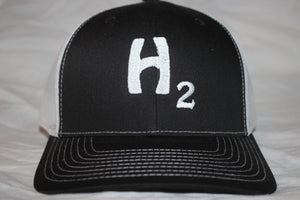 Hebert Black and White Snapback