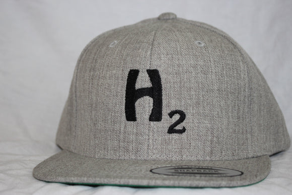 Hebert Grey Snapback