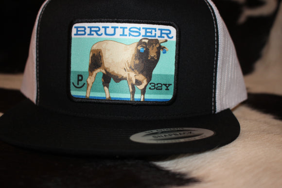 Bruiser Color Patch Hats