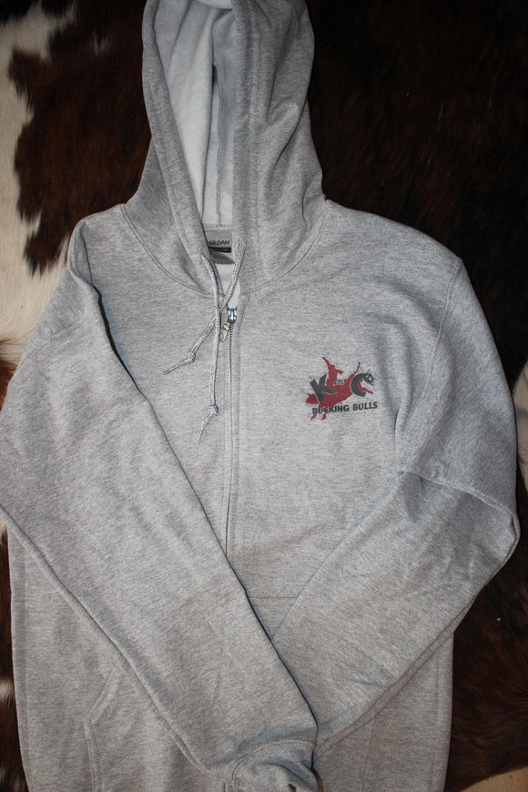 K-C Zippered Hoodie Package