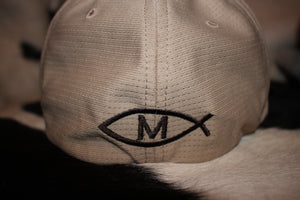 Martinez Tan Fitted Hat