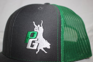 Phenom Genetics Green Snapback