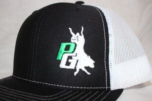 Phenom Genetics White Snapback