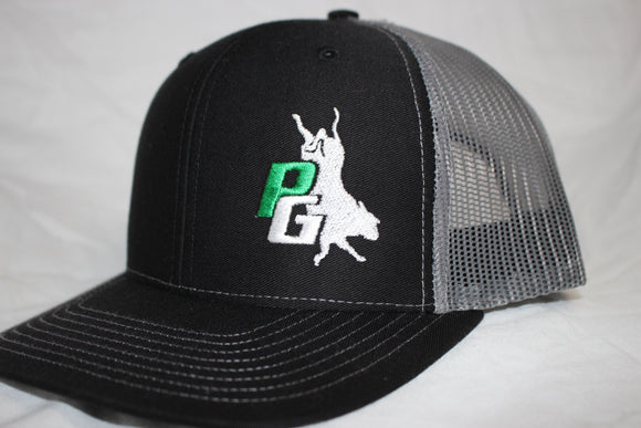 Phenom Genetics Black Snapback