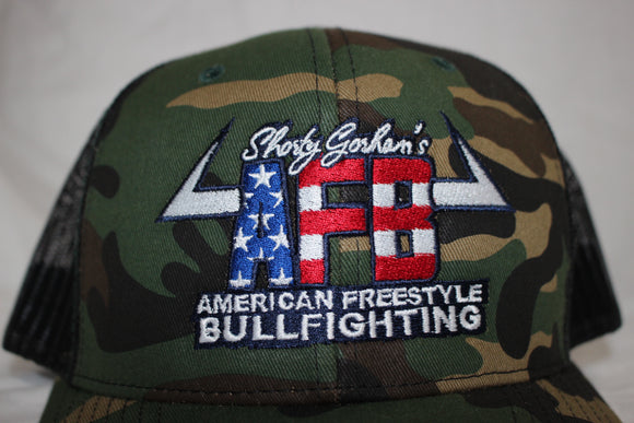Shorty Gorham's AFB Camo Snapback