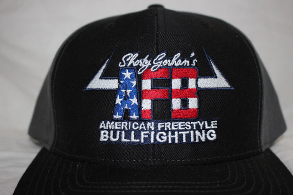 Shorty Gorham's AFB Black Snapback