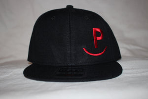 Black Youth Rocking P Snapback