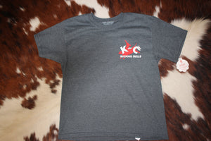 K-C Dark Heathered  T-Shirt