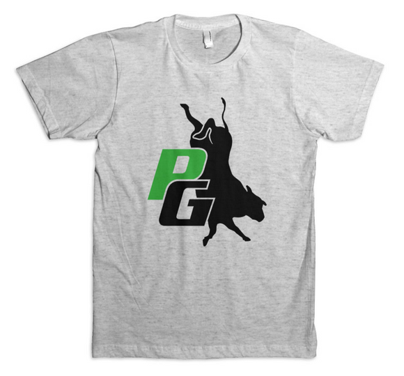 Phenom Genetics T-shirt White Fleck