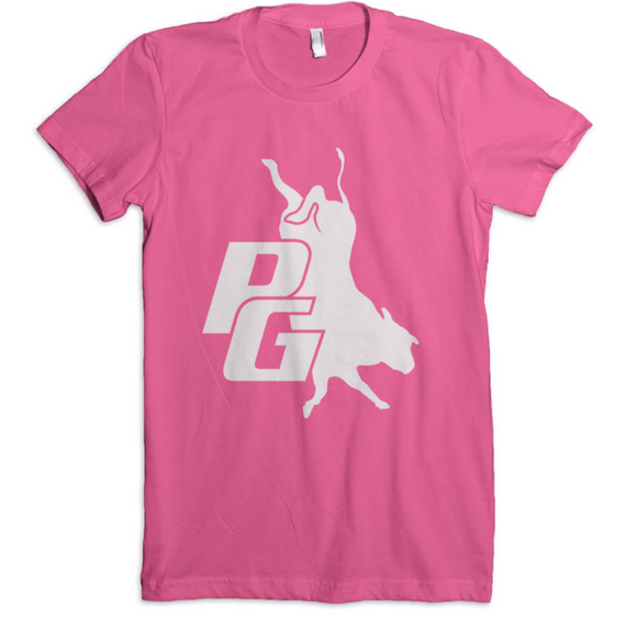 Ladies Phenom Genetics T-shirt Berry