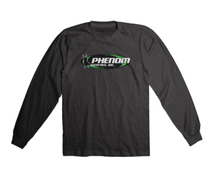 Phenom Genetics Long Sleeve Shirts Dark Grey